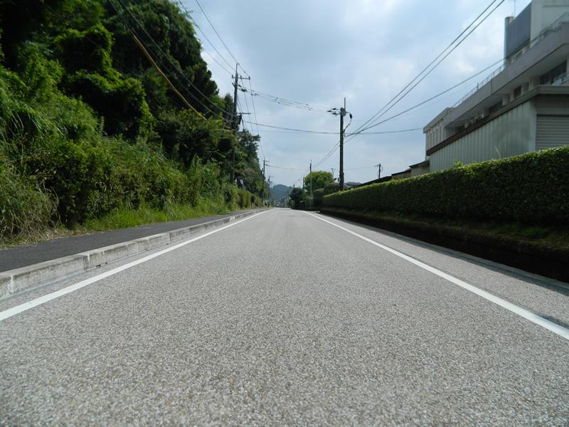 宮崎市高岡地区周辺整備(透水性脱色アスファルト舗装)