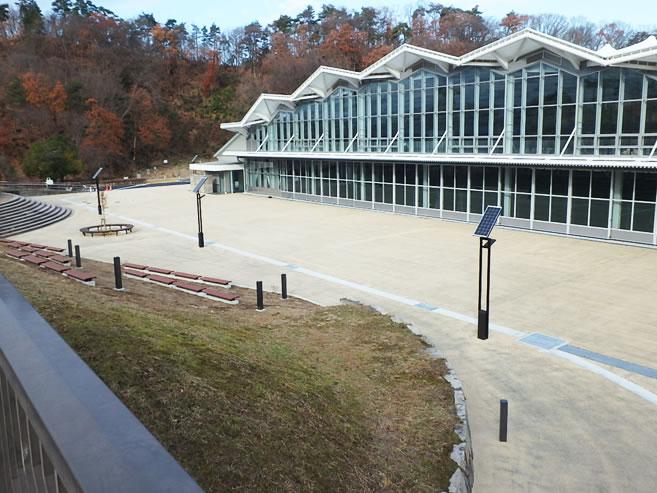 21世紀の森公園整備(樹脂モルタル舗装)